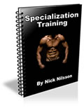 Specialization Training