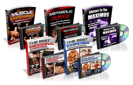 Fitness E-Books